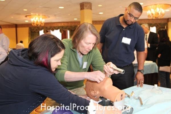 emergency intubation